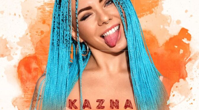 Kazna performs Russian version of 'Braids'
