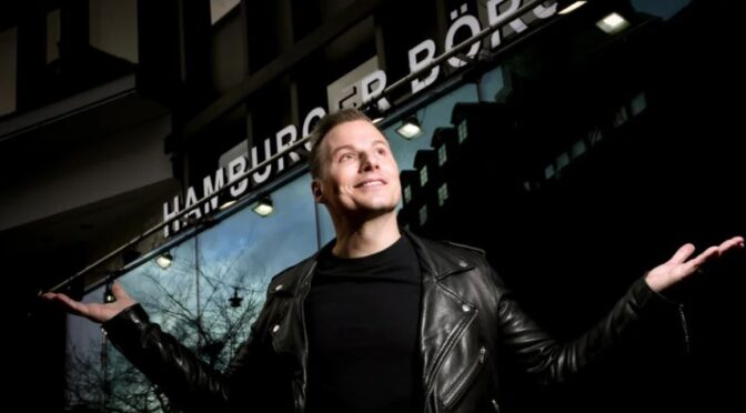 Magnus Carlsson to showcase 'Från Barbados till Gamla Stan' theatre show
