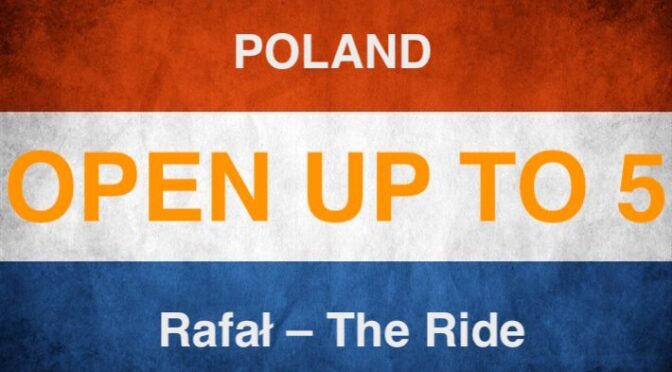 OPEN UP – to position 5 of the 2021 Eurovision entries