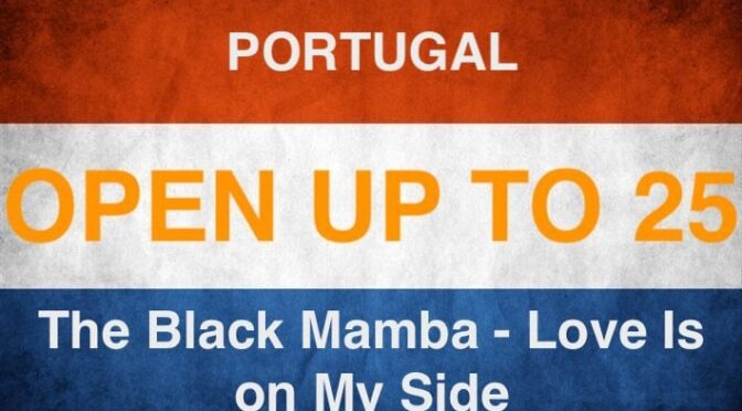OPEN UP – to position 25 of the 2021 Eurovision entries