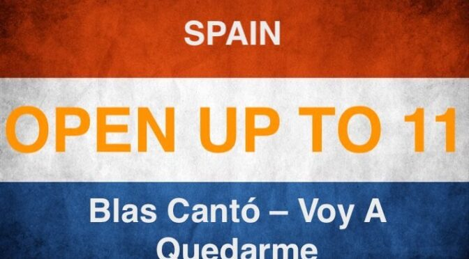 OPEN UP – to position 11 of the 2021 Eurovision entries