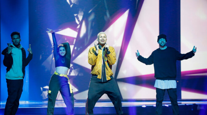 EUROVISION 2021 – SECOND REHEARSAL – THE CZECH REPUBLIC