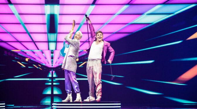 EUROVISION 2021 – SECOND REHEARSAL – DENMARK