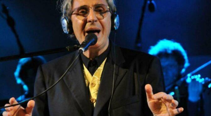 FRANCO BATTIATO, ITALY 1984 representative passed away