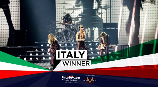 EUROVISION SONG CONTEST 2021 – THE FULL RESULTS