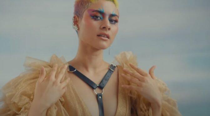 Australia: Montaigne releases official video clip for 'Technicolour'