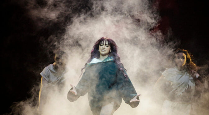 EUROVISION 2011 – SECOND REHEARSAL – ROMANIA
