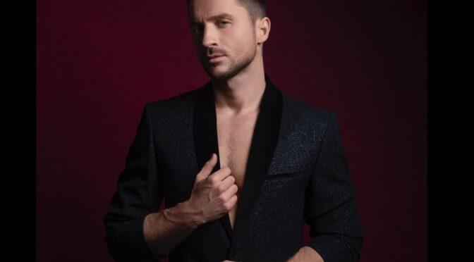 Sergey Lazarev releases new single 'Aromatom'