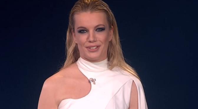 EUROVISION 2021 – SECOND REHEARSAL – SLOVENIA
