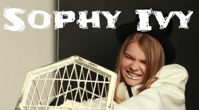 Sophy Ivy (Sophia Ivanko) premieres new song 'Criminal Fake'