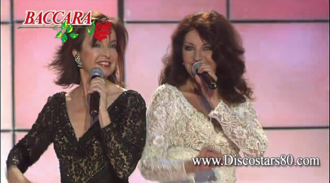 STAR OF THE WEEK – BACCARA – Song 6 Love you  till I die