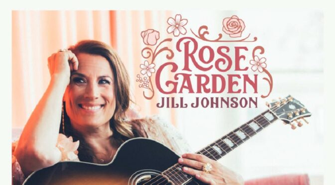 ROSE GARDEN – JILL JOHNSON