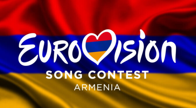 MOST STREAMED EUROVISION SONGS BY COUNTRY – ARMENIA