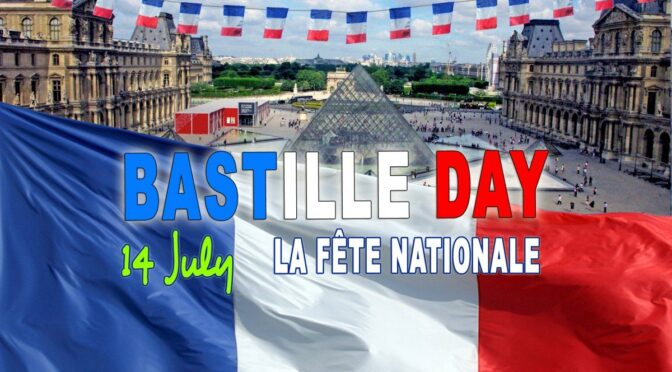 BASTILLE DAY CELEBRATED ALSO BY ESC COVERS
