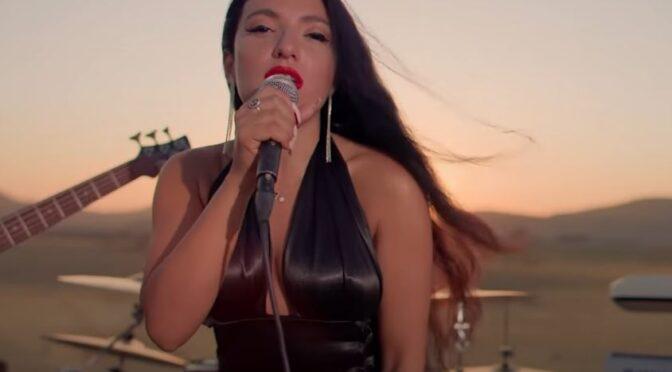 Dilara Kazimova releases new track 'Qaralama'