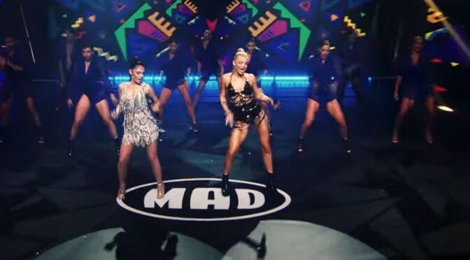 Josephine & Efendi perform 'Μata Hari' at MAD Video Music Awards 2021