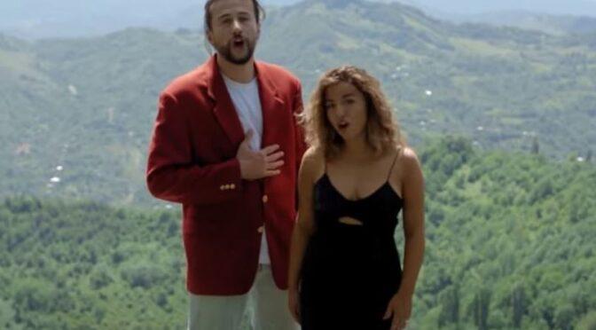 Guram Sherozia & Mariam Kakhelishvili release beautiful song 'Gvikvarda'