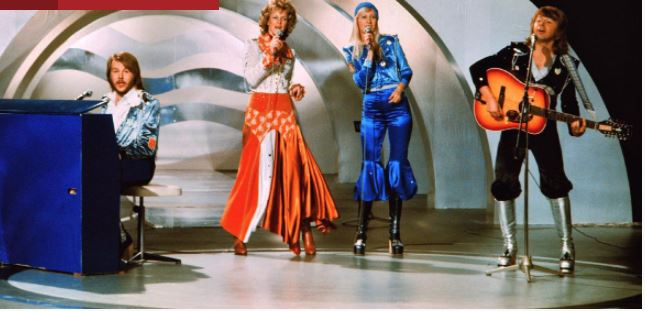 ABBA tease new music and big new project 'ABBA VOYAGE'