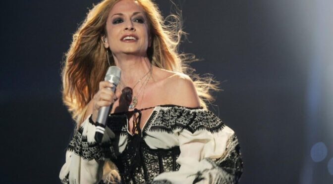 STAR OF THE WEEK – ANNA VISSI – Song 6 Ise