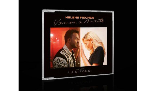 Listen to the hot new release by Helene Fischer feat. Luis Fonsi – 'Vamos a Marte'