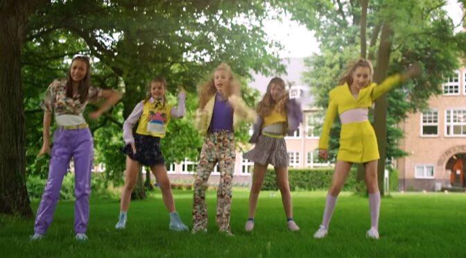 Junior Songfestival 2021: Melody release music video for 'Niet Wat Vrienden Doen'