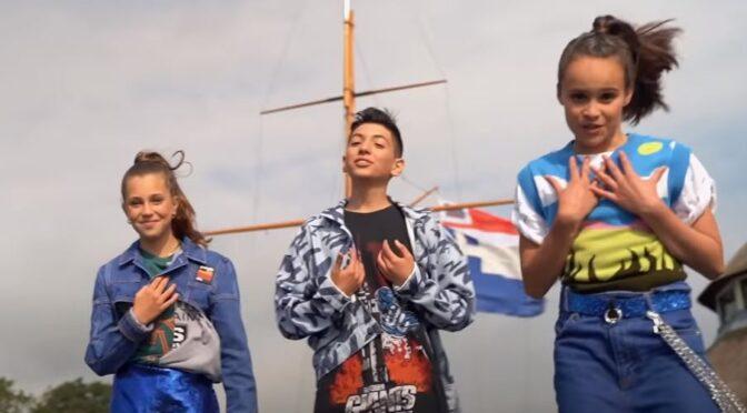 Junior Songfestival 2021: Sh!ne release music video for 'A Million Little Things'