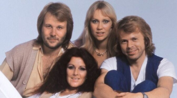 STAR OF THE WEEK – ABBA – Song 4 Andante andante
