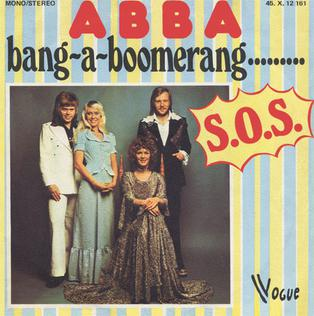 ABBA 50 YEARS IN THE MUSIC BUSINESS – Song 4 Bang-a-boomerang