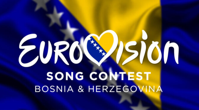 MOST STREAMED EUROVISION SONGS BY COUNTRY – BOSNIA & HERZEGOVINA