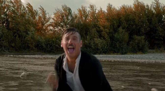 Francesco Gabbani and his new release 'La Rete'