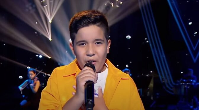 Levi Díaz to represent Spain at the 2021 Junior Eurovision Song Contest