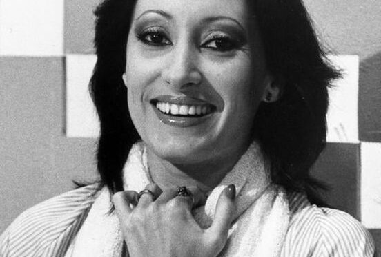 MARIA, ONE HALF OF BACCARA PASSED AWAY