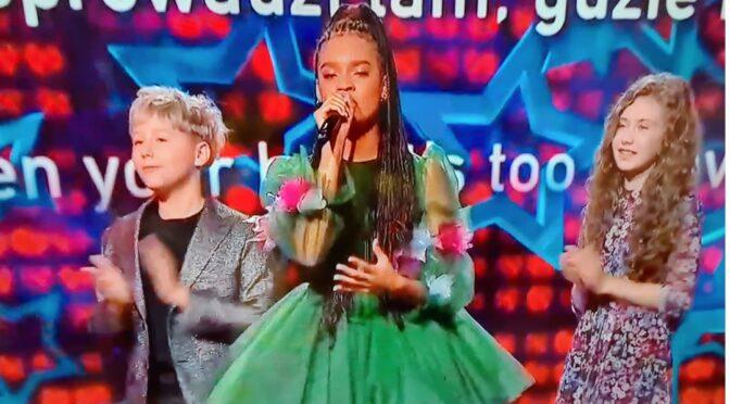 Sara James to represent Poland at 2021 Junior Eurovision with 'Somebody'