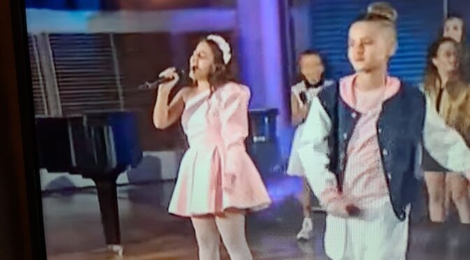 Ike & Kaya will go to Paris with 'My Home' for 2021 Junior Eurovision