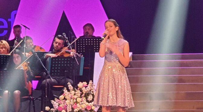 Krista Šujak shines at Sanremo Junior World Finals 2021 in Italy