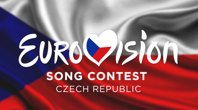 MOST STREAMED EUROVISION SONGS BY COUNTRY – THE CZECH REPUBLIC