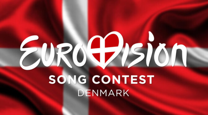 MOST STREAMED EUROVISION SONGS BY COUNTRY – DENMARK