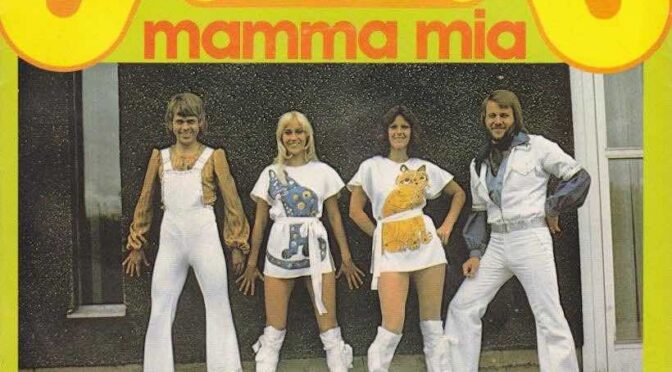 ABBA 50 YEARS IN THE MUSIC BUSINESS – Song 21 Mamma mia