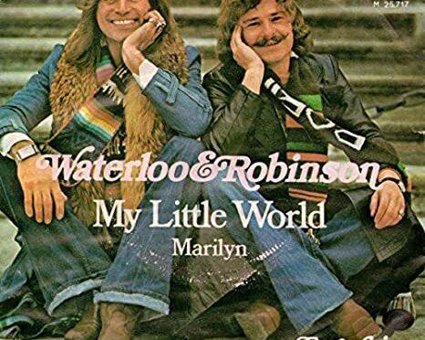 STAR OF THE WEEK – WATERLOO & ROBINSON – Song 5 Das war Hollywood von gestern